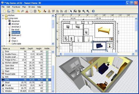 descargar home design 3d para mac im 225 genes de sweet home 3d 5 2