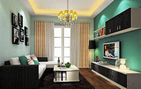 inspirasi paduan cat rumah warna hijau style minimalis