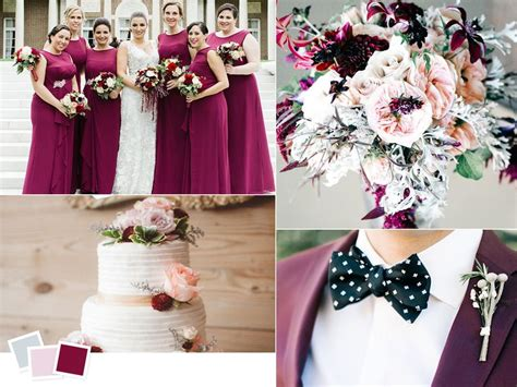 Jewel Tones Colors 12 Fall Wedding Color Combos To Steal
