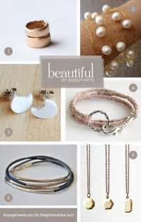 diy jewelry gift roundup the creative