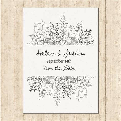 Wedding Invitations Vector by Wedding Invitation Vector Free
