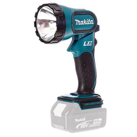 makita cordless drill with light makita dml185 18v lxt li ion cordless light torch body