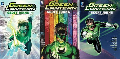 green lantern by geoff johns omnibus vol 1 geoff johns presents green lantern update march 17th 2017
