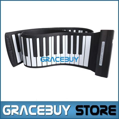 Usb Roll Up Piano usb midi roll up foldable electric piano folding 88