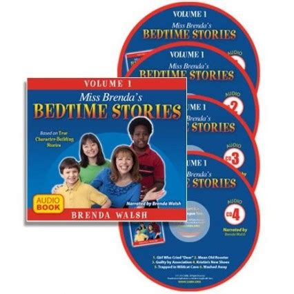 wildcat mavericks tackle volume 1 books miss brenda s bedtime stories 1 audio cds audio books