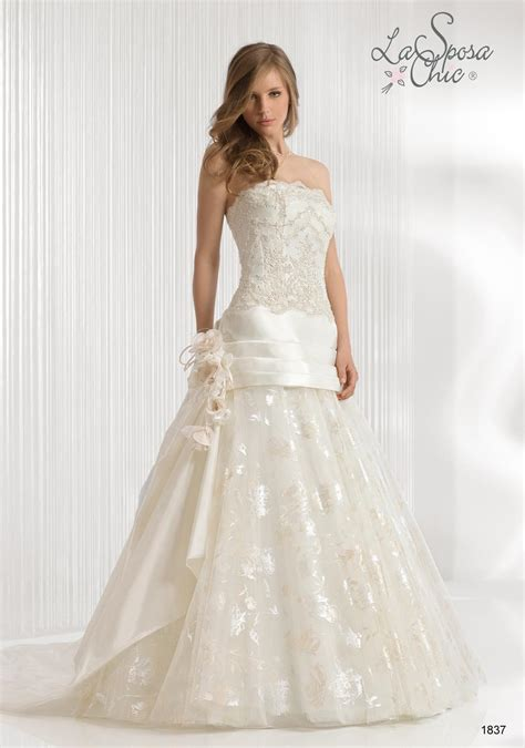 Wedding Dresses Summer by Daily Wedding Dresses La Sposa Chic 2012 Summer
