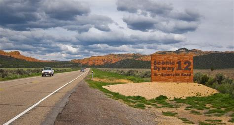 national scenic byway cedar breaks national monument bryce canyon national