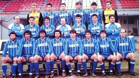 rosa pavia calcio associazione calcio pavia 1986 1987