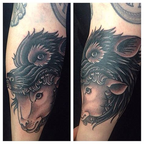 st mark tattoo 75 best tattoos wolf in sheep s clothing or human images