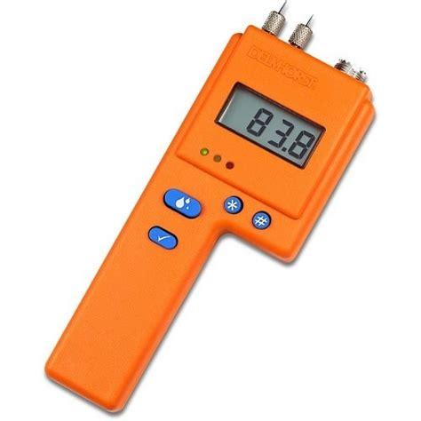 Delmhorst BD 2100 Pin Moisture Meter Hammer Kit   IvyTools.com