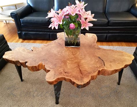 tree slice coffee table large tree slice coffee table live edge table coffee