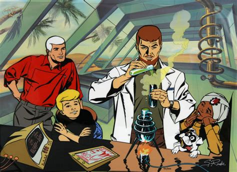 film kartun jonny quest the top casting and directing picks for jonny quest movie