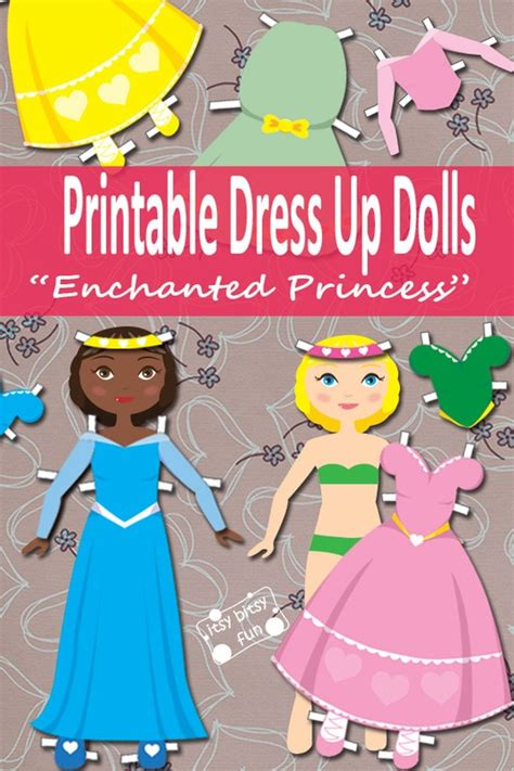 printable dress up games online princess paper doll dress up free printable itsy bitsy fun