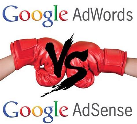 adsense vs adwords revenue google adsense vs adwords what is difference