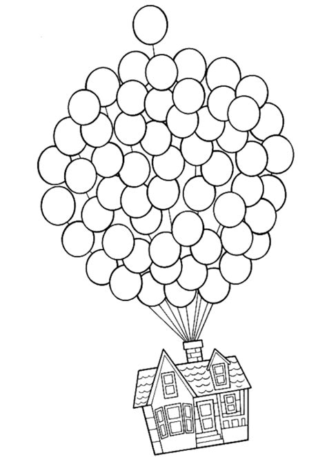 house in the sky up house flying in the sky coloring advice for your home