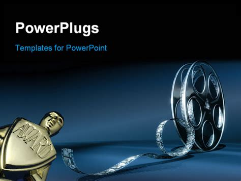 powerpoint themes movie film powerpoint backgrounds