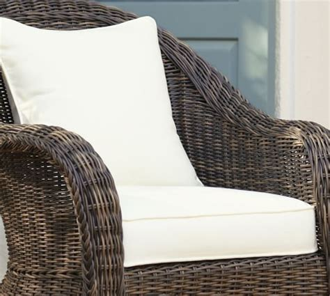 Pottery Barn Chair Cushions by Torrey Outdoor Furniture Replacement Cushions Pottery Barn