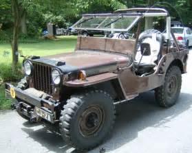 auto appraisals alan 1947 willys cj2a jeep