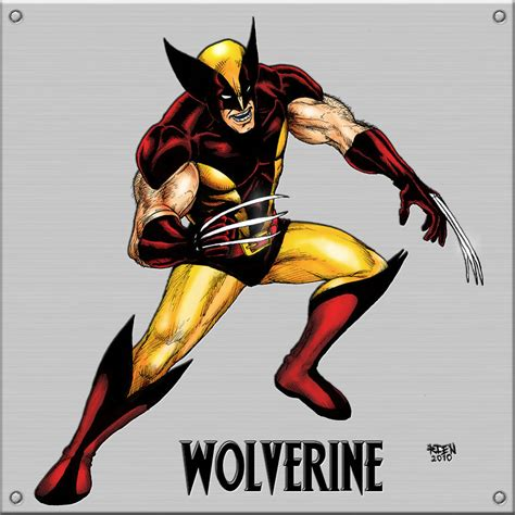 wolverine colors wolverine color by magnetic eye on deviantart