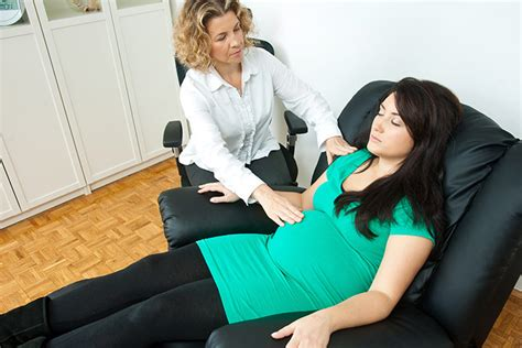 sitting in recliner while pregnant are massage chairs safe during pregnancy