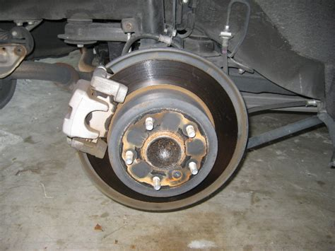 toyota brakes toyota camry rear brake pads replacement guide 006