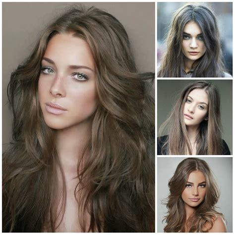 hot new hair colors for 2017 best hair color 2017 k 252 hlste aschbraun haarfarbe f 252 r das jahr 2016 smart frisuren
