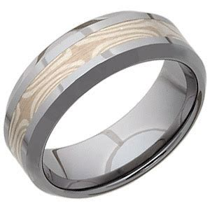 unique tungsten wedding rings miracle wedding rings