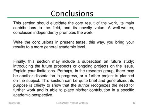 sle seminar report conclusion report sle 28 images sle conclusion for a