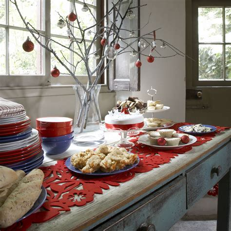 christmas party food ideas buffet ideas for hosting the best festive soir 233 e ideal home