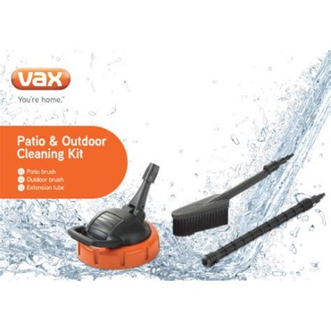 Pressure Washer Patio by Vax Pressure Washer Patio Outdoor Cleaning Kit Vax Co Uk