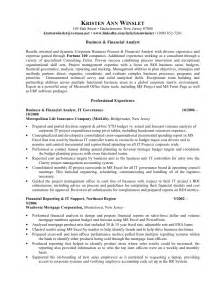 Mortgage Loan Officer Sle Resume by Kristen Winslet S Resume