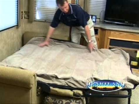 heartland rv s air mattress