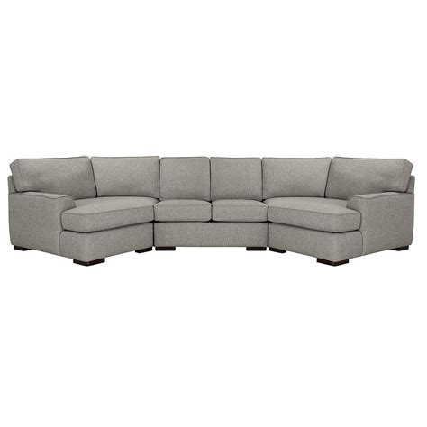 cuddler sofa sectional city furniture austin gray fabric dual cuddler sectional