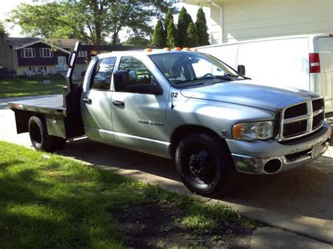 old car manuals online 2003 dodge ram 3500 security system buy used 2003 dodge ram 3500 diesel manual 6 speed in des plaines illinois united states