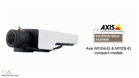 Axis M1124 E Network axis m1124 e m1125 e