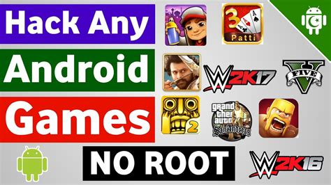 how to mod android game without root how to hack any android games without root 2018 youtube