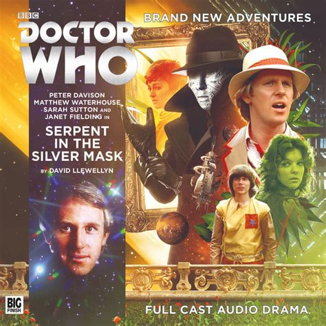 V In The Silver Mask 236 serpent in the silver mask doctor who the