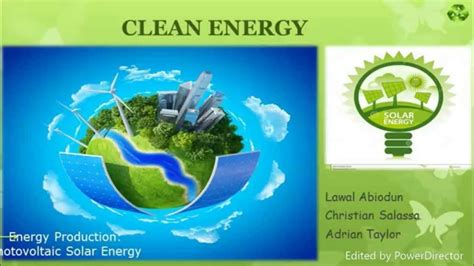 powerpoint templates for renewable energy solar energy powerpoint presentation youtube