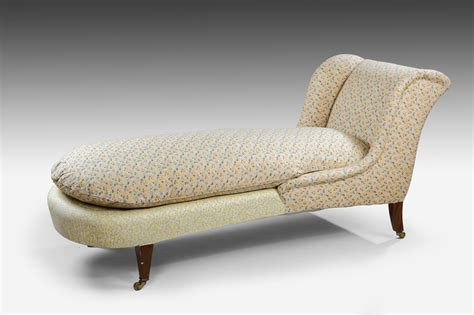 bed chaise gillows design day bed chaise longue summers davis
