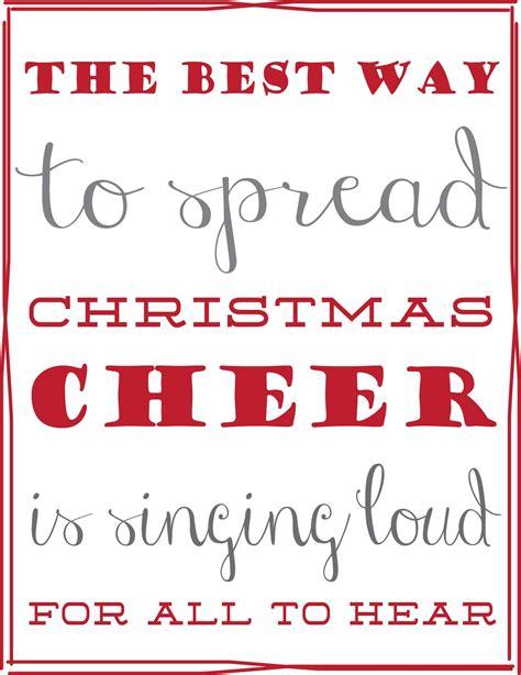 printable  elf quote   hap happiest time   year pinterest