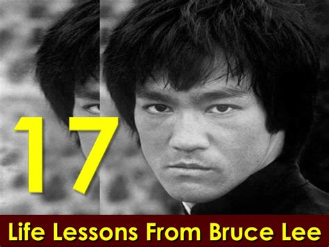 bruce lee biography history channel 17 life lessons from bruce lee presentation by sompong