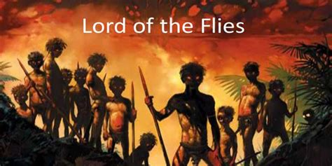 theme of lord of the flies chapter 2 lord of the flies fire on the mountain symbolism www