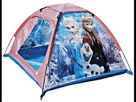 tenda outdoor anak karakter