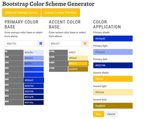 bootstrap color themes bootstrap colors drupal org