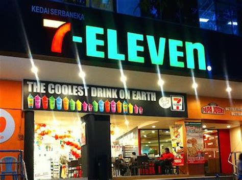 7 Eleven Malaysia Gift Card - 7 eleven malaysia thrives on store growth