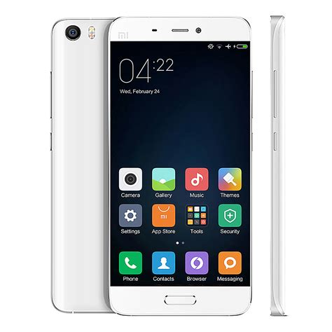 Xiaomi Mi5 5.15inch FHD Android 6.0 Type C 3GB 32GB 4G LTE Smartphone
