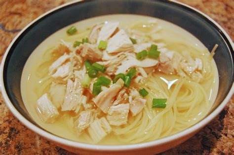 low fodmap chicken noodle soup thrifty kitchen