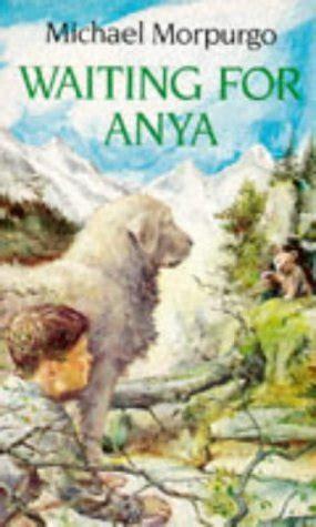 waiting for anya children s books reviews waiting for anya bfk no 74
