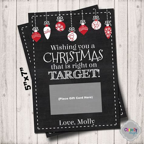 printable christmas cards for your boss target christmas gift card printable xmas004 target
