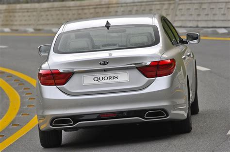 Kia Quoris Review Kia Quoris Review 2017 Autocar